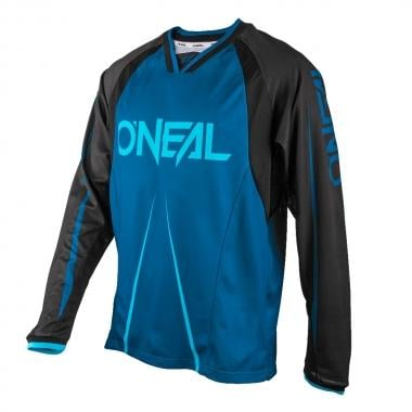 Maillot O NEAL ELEMENT FR BLOCKER Mangas largas Azul/Negro 2017