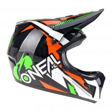 O'NEAL SONUS Helmet Red/Green