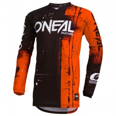 O NEAL ELEMENT SHRED Kids Long-Sleeved Jersey Orange 2019 fcfc275a0