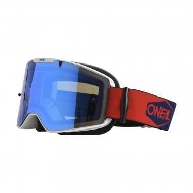 Masque O'NEAL B-20 PLAIN Rouge/Bleu Radium 2020