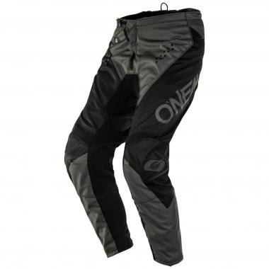 Pantalon O'NEAL ELEMENT RACEWEAR Noir/Gris 2020