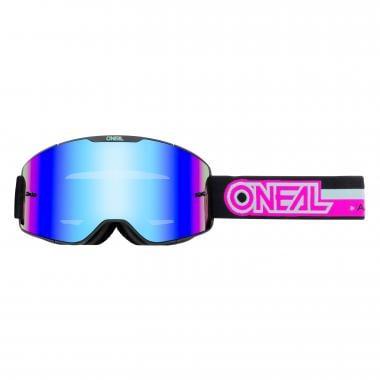 Masque O'NEAL B-20 PROXY Noir/Rose Radium 2021