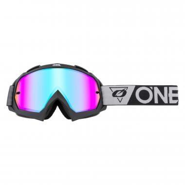 Masque O'NEAL B-10 SPEEDMETAL Gris Radium 2021