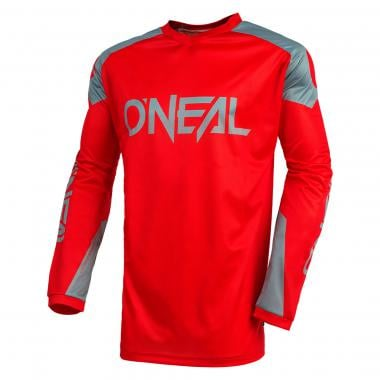 Maillot O'NEAL MATRIX RIDEWEAR Manches Longues Rouge 2021