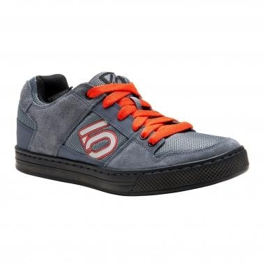 Zapatillas MTB FIVE TEN FREERIDER Gris/Naranja