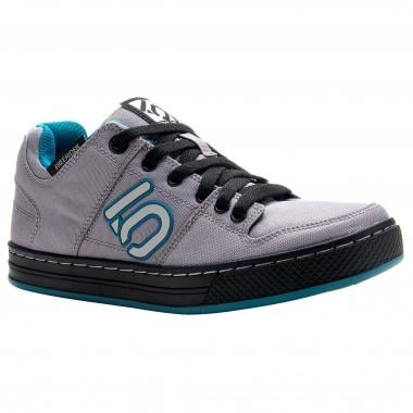 Chaussures VTT FIVE TEN FREERIDER CANVAS Femme Gris/Turquoise