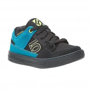 Sapatos de BTT FIVE TEN FREERIDER K Criança Azul/Preto