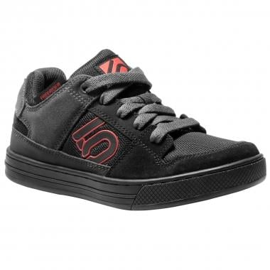 Zapatillas MTB FIVE TEN FREERIDER K Niño Negro/Rojo