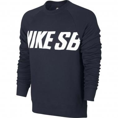 Sweat NIKE SB EVERETT MOTION CREW Azul Marinho 2016