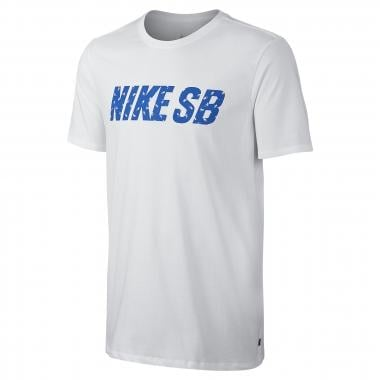 T-Shirt NIKE SB LITTLE DUDE Bianco 2016
