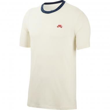 T-Shirt NIKE SB NORDIC RIB Blanc 2019