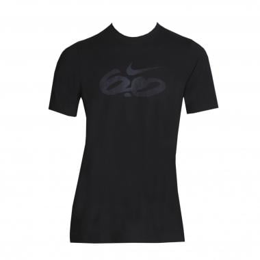 T-Shirt NIKE 6.0 PERFORM. DRI- FIT LOGO PREM Preto/Cinzento