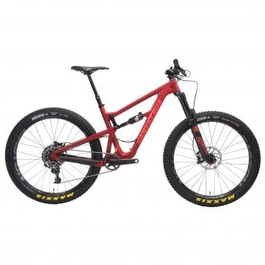 VTT SANTA CRUZ HIGHTOWER Carbone CC 27,5+ XX1 Rouge 2016