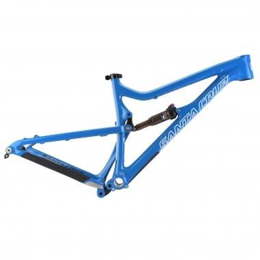 "Cuadro de Mountain Bike SANTA CRUZ TALLBOY LT Carbono CC 29"" Amortiguador FOX Float CTD Azul 2015"