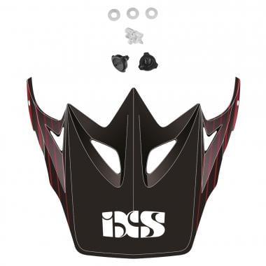 Kit de parafusos + Viseira para capacete IXS PHOBOS 5.1 Vermelho