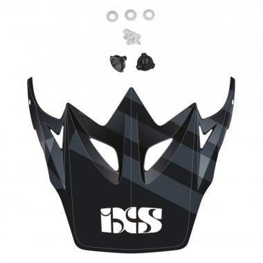 Kit de parafusos + Viseira para capacete IXS PHOBOS 5.2 Preto/Cinzento