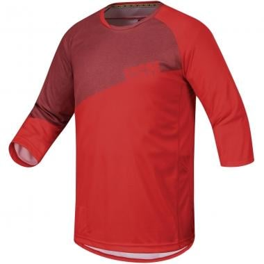 Maillot IXS VIBE 6.1 Manches 3/4 Rouge