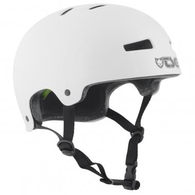 Casco TSG EVOLUTION INJECTED COLOR Blanco