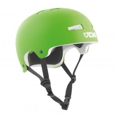 Casque TSG EVOLUTION SOLID COLOR Vert Lime 2016