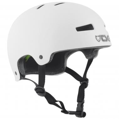 Capacete TSG EVOLUTION INJECTED COLOR Branco 2016