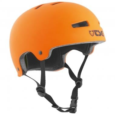 Casque TSG EVOLUTION SOLID COLOR SATIN Enfant Orange