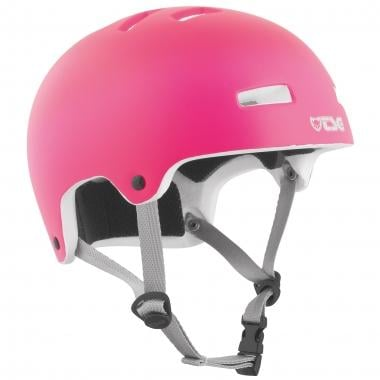 Casque TSG NIPPER MAXI SOLID COLOR Enfant Rose