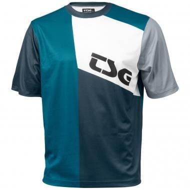 TSG RICCA Short-Sleeved Jersey Blue/White