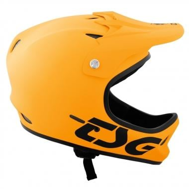 Casco TSG STATEN SOLID COLOR Naranja