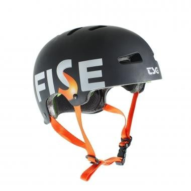 Casco TSG FISE X LIMITED EDITION Nero