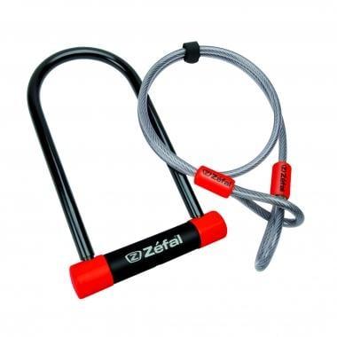 Antivol U + Câble ZEFAL K-TRAZ U13 CABLE