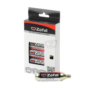 Cartucho de CO2 ZEFAL Roscado 16 g  (x6)