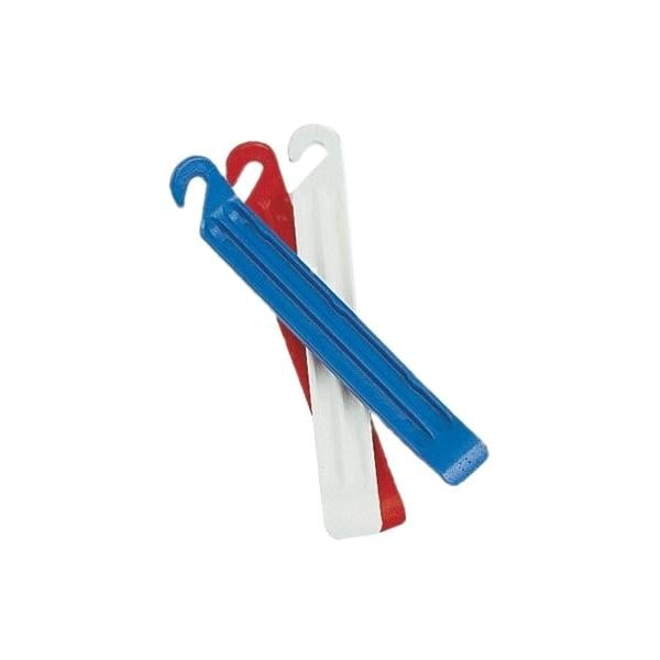 Zefal DP20 Tyre Levers Blue//White//Red 3 Pack