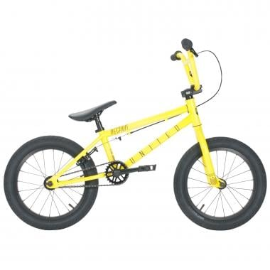 "BMX UNITED RECRUIT 16"" Amarelo 2017"