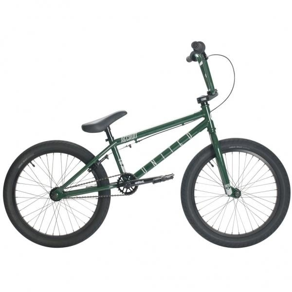 "BMX UNITED RECRUIT JR 18,5"" Verde 2017"