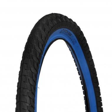 Pneu SALT PITCH RAW 20x2,25'' Rigide Noir/Bleu