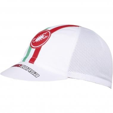 Casquette CASTELLI PERFORMANCE CYCLING Blanc
