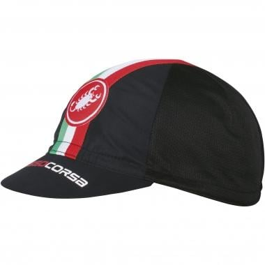 Boné CASTELLI PERFORMANCE CYCLING Preto