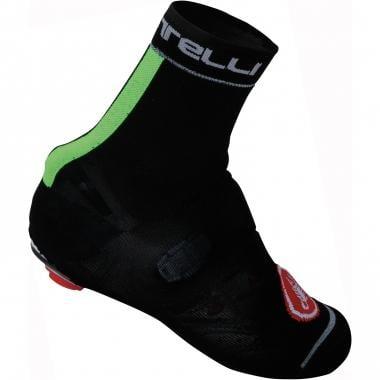 Couvre-Chaussures CASTELLI BELGIAN BOOTIE 4 Noir/Jaune Fluo