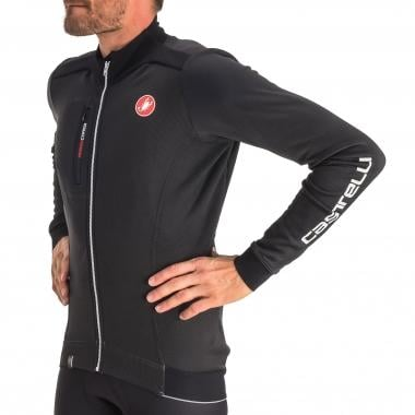 Maillot CASTELLI POTENZA FZ Manches Longues Anthracite