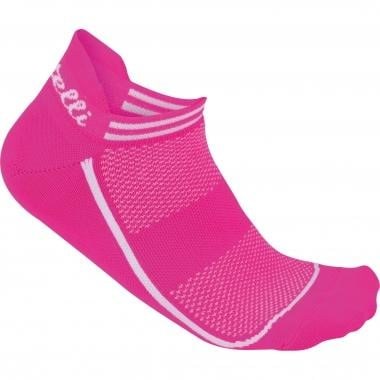 Chaussettes CASTELLI INVISIBILE Femme Rose 2017