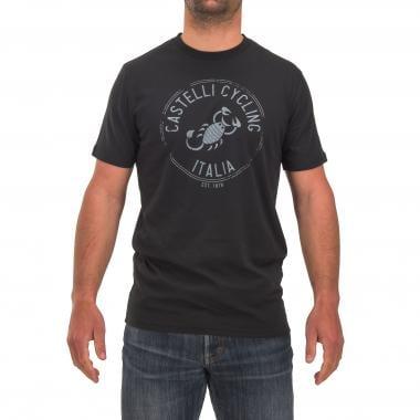 Camiseta CASTELLI ARMANDO Negro 2017