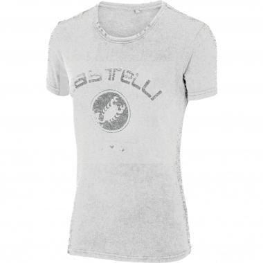 Camiseta CASTELLI Mujer Gris 2017