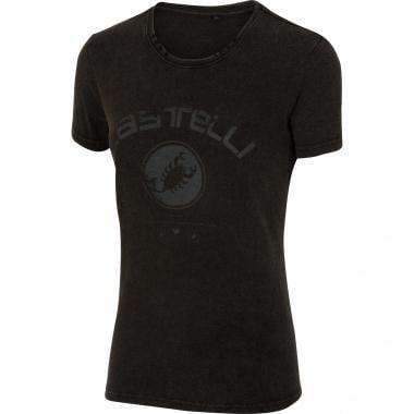 T-Shirt CASTELLI Femme Noir 2017