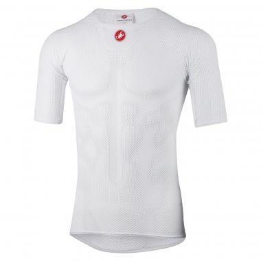Sous-Vêtement Technique CASTELLI CORE MESH 3 Manches Courtes Blanc