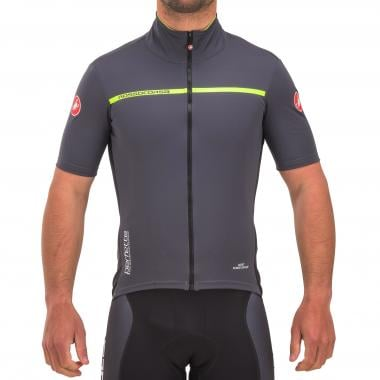 CASTELLI PERFETTO LIGHT 2 Short-Sleeved Jersey Grey 01d391daf