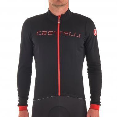 CASTELLIL FONDO FZ Long-Sleeved Jersey Black Red 28fe58072