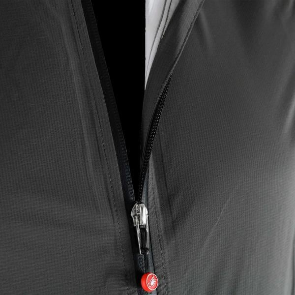 a291ababf CASTELLI EMERGENCY RAIN Jacket Grey 2018 - Probikeshop
