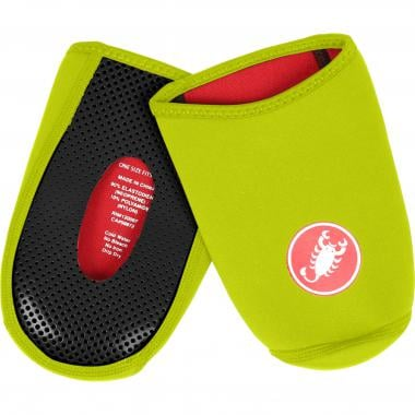 Couvre-Orteils CASTELLI TOE THINGY 2 Jaune Fluo