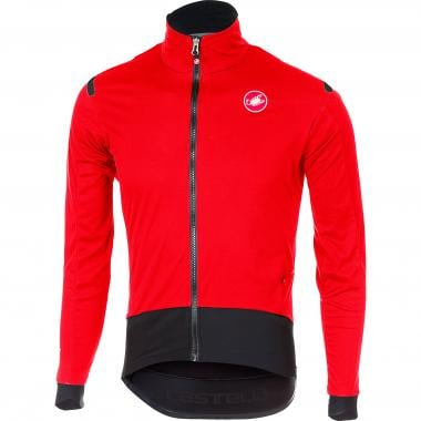 Veste CASTELLI ALPHA RoS LIGHT Rouge