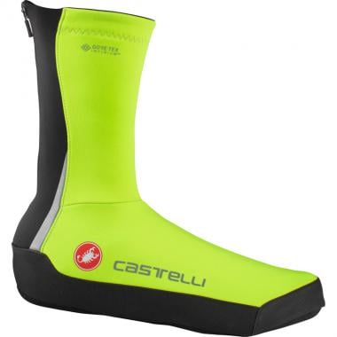 Couvre-Chaussures CASTELLI INTENSO UL Jaune Fluo